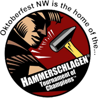 Puyallup, WA:  Hammer-Schlagen® Tournament Of Champions at Oktoberfest Northwest